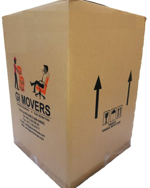 5ply brown carton 50cm gimoversuae